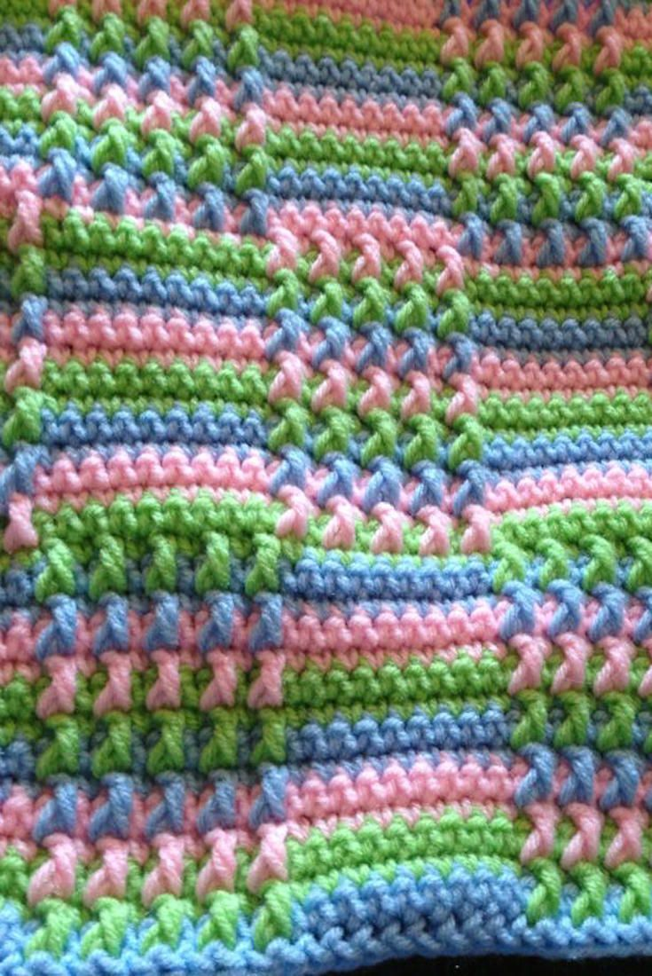 crochet afghan patterns [free pattern] this blocks crochet afghan is absolutely gorgeous! vbmlarz